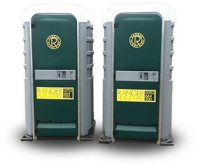 Ranger Plant Hire Chemical / Portable Toilets